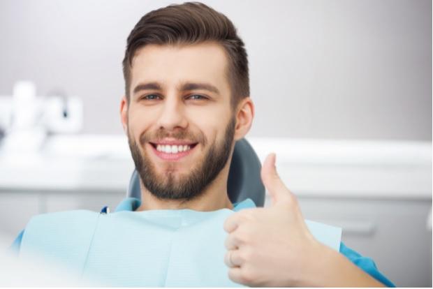 Cosmetic teething shaping